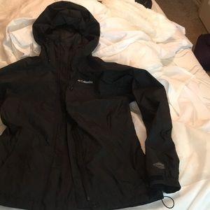 Black Columbia jacket